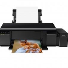 Принтер A4 Epson L805, 5/5,1стр/мин, USB, Wi-Fi, 5760x1440dpi, C11CE86403