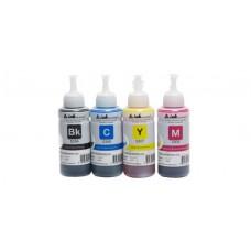 Светостойкие чернила INKSYSTEM для фотопечати 100мл (4 цвета)