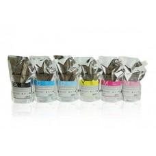 Светостойкие чернила INKSYSTEM для фотопечати, дой-пак 500мл (6 цветов)