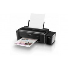 Принтер Epson L132 с оригинальной СНПЧ и сублимационными чернилами INKSYSTEM
