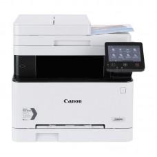 МФУ A4 Canon i-SENSYS MF643Cdw, 21стр/мин, USB, сеть, Wi-Fi, сенсорный ЖК-экран, 1Gb, автоподатчик, дуплекс (3102C008)