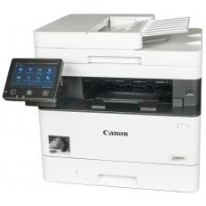 МФУ A4 Canon i-SENSYS MF443dw, 38стр/мин, USB 2.0, сеть, Wi-Fi, сенсорный ЖК-экран, дуплекс, двухстрон. автоподатчик 50л (3514C008)