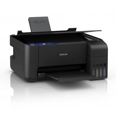 МФУ A4 Epson L3110, 5/10стр/мин, 5760x1440dpi, USB C11CG87405